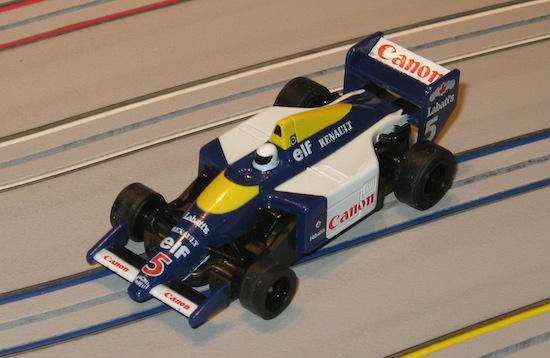 F1 G-Jet 3rd Ben Hill
