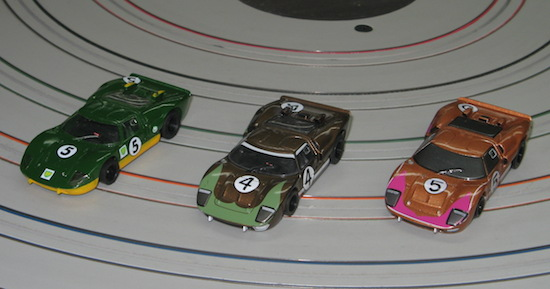 Hard Body GT40 Podium 1