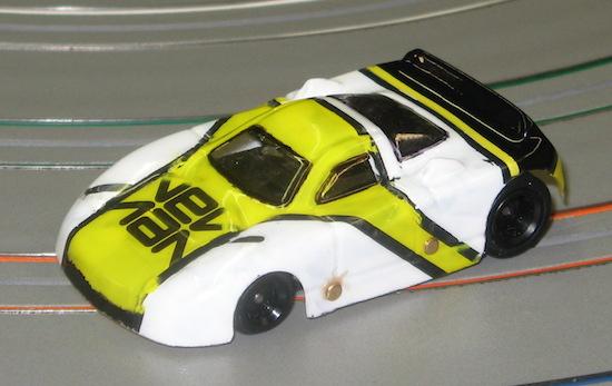 Lexan G-Jet 3rd Jeff Lauterbach