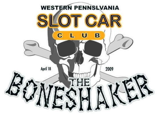 Boneshaker 2009 box plate art